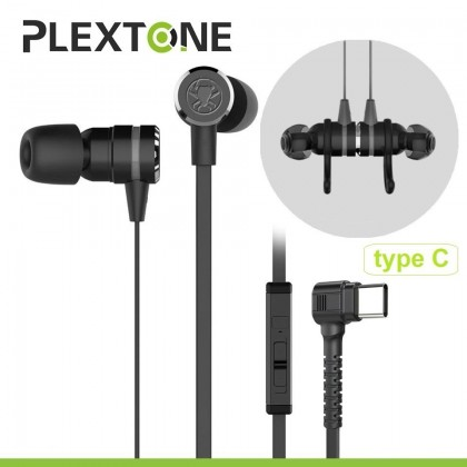 PLEXTONE G20 Double Bass Magnetic Gaming Earphone Headphone Earphones Earbuds Noise Reduction Headset with Mic Sport PUBG